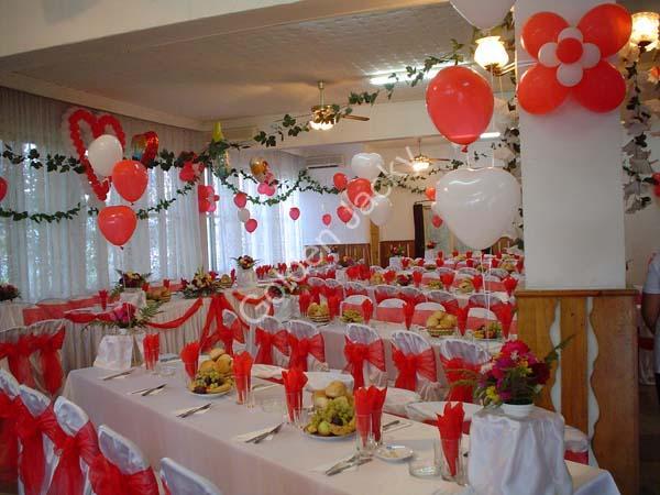 Decoratiuni Nunta Baloane Decoratiuni Nunta Si Botez Ploiesti