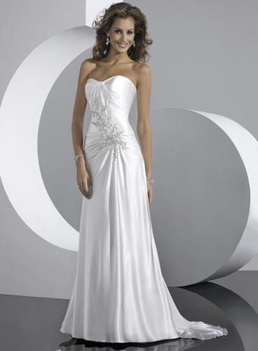 The second wedding dress is so pretty I love it 39s sophisticated venus