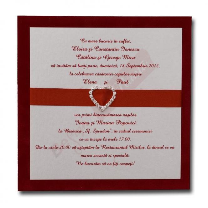 1001 Invitatii Pentru Nunta Invitatii Nunta Urziceni Texte