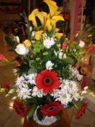Aranjamente nunti Floraria Orhideea