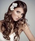 Beautiful young female portrait