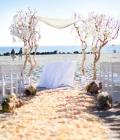 Arcade de nunta cu flori