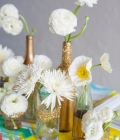Aranjamente florale in diverse vaze/recipiente (I)