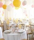 Baloane de nunta in diverse decoratiuni