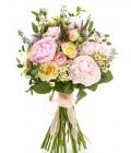 Buchete de mireasa 2014: flori salbatice