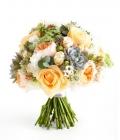 Buchete de mireasa 2014: flori