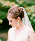 Coafuri de nunta: cocul clasic