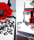 culori-nunta-alb-negru-rosu-auriu-galben-decoratiuni-flori-buchete-13