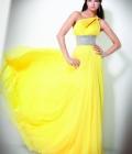 Culori neon: rochii de mireasa, machiaj, accesorii