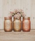 Culori pentru nunti de toamna: bronz