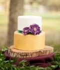 Culori pentru nunti de toamna: mov