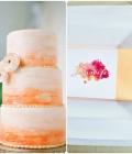 Culori pentru nunti de toamna: portocaliu