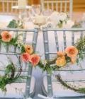 Decorarea scaunelor de nunta