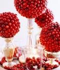Decoratiuni de nunta: pomandere din diverse materiale naturale