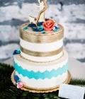 Decoratiuni pentru tort la nuntile tematice