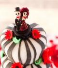 Figurine mire si mireasa pentru tortul de nunta, inspirate de personaje (I)
