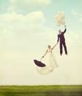 Fotografia de nunta: umor