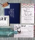 Invitatii de nunta: fonturi si marimi pentru texte