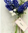 Marturii de nunta: buchetele in vase mici