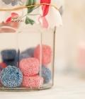 Mason jars: masuta cu dulciuri