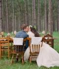 Nunti afara, in aer liber: padure (I)