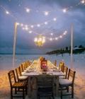Nunti afara, in aer liber: plaja (I)