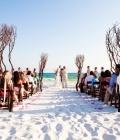 Nunti afara, in aer liber: plaja (II)