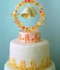 Ornamente simbol pentru tortul de nunta (I)