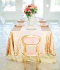 Paiete si sclipici: decoratiuni de nunta