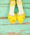 Pantofi de nunta colorati (I)