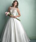 Rochii de mireasa Allure: colectia Allure Bridals