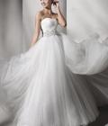 rochie de mireasa model 10750