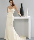rochie de mireasa model perle-ivoire