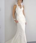 rochie de mireasa model prado-ivoire