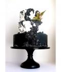 Torturi de nunta cu detalii sculpturale, Maggie Austin