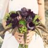 Buchete de mireasa si aranjamente cu legume: sparanghel si anghinare nu doar in meniul de nunta