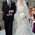 Chelsea Clinton rochie de mireasa