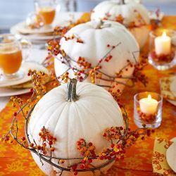 Noutati nunti: Ce poti face dintr-un dovleac la o nunta de toamna?
