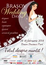 BRASOV WEDDING DAYS, 14-16 februarie 2014