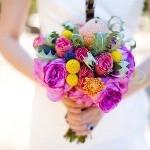 culori neon, aranjamente florale nunta, buchete de mireasa_profil