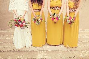 Noutati nunti: Culori in tendinte pentru nuntile acestui sezon