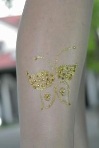 Dresuri mirese - Butterfly in my stomach