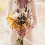 Buchete de mireasa pentru nunti de toamna