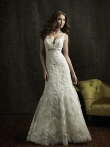 Rochie de Mireasa Allure Bridals 2013