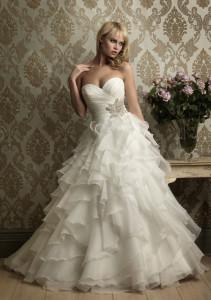 "Rochie mireasa ""Allure Bridals"" - Colectia Lux 2013"