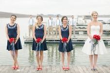 Idei de rochii pentru domnisoarele de onoare