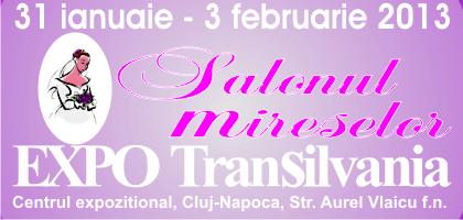 Salonul Mireselor Expo Transilvania 2013
