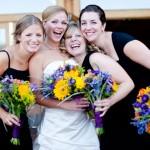 Sfaturi pentru fotografii nunti | Nu subestimati puterea rasetelor in poze