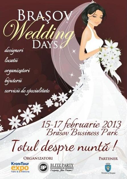 Targul de nunti Brasov Wedding Days | Targ de nunti Brasov 2013