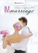 Festivalul de Nunti IM MARRIAGE, Iulius Mall Timisoara, 31 ianuarie – 2 februarie 2014